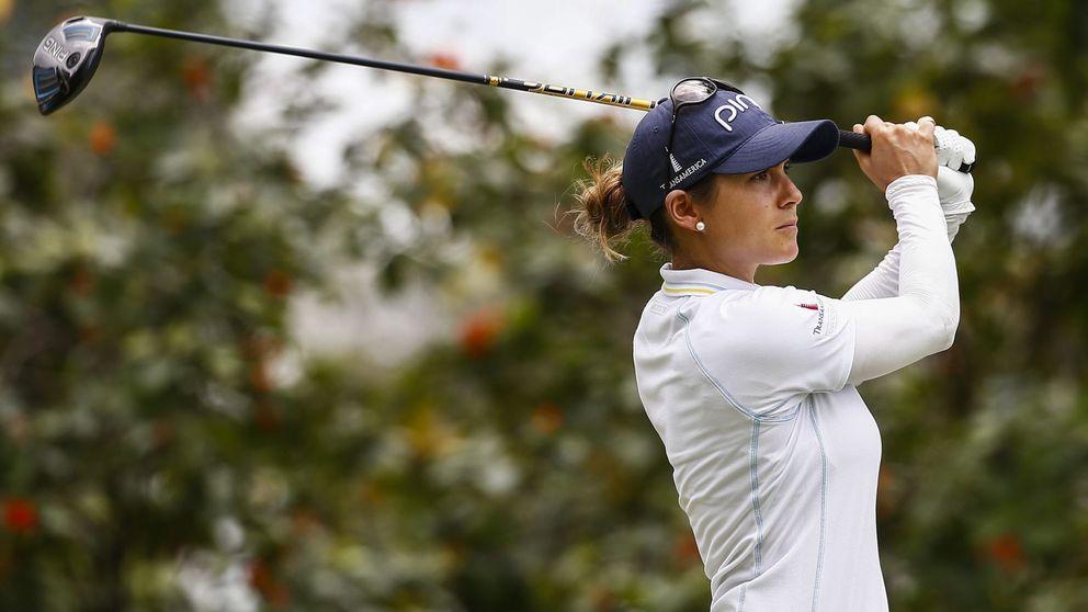 Punto y final al golf: Azahara Muñoz acaba con -2 y Carlota Ciganda, con +6