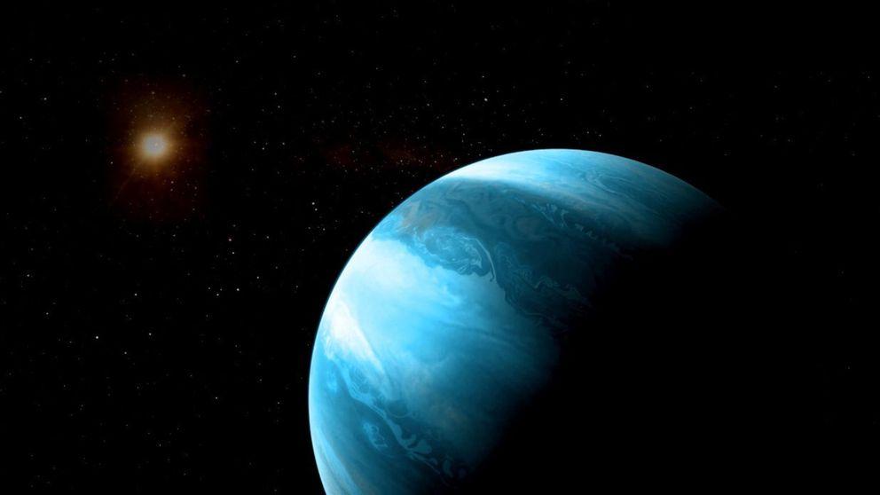 El agua es habitual en los exoplanetas, aunque menos de lo esperado