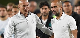 Post de Zidane contra Guardiola, 'round' 2: claves tácticas para una remontada en Mánchester