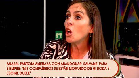 Anabel Pantoja, a punto de dejar 'Sálvame' para siempre: Quiero que no se me humille