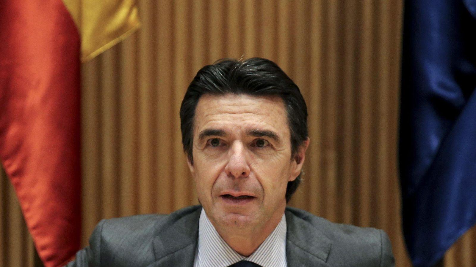 Foto: El ministro de Industria, Energía y Turismo, José Manuel Soria / EFE