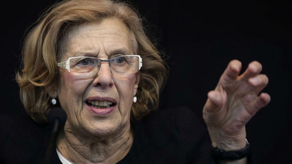 Ahora Madrid de Carmena desafía a Aguirre poniendo publicidad en taxis