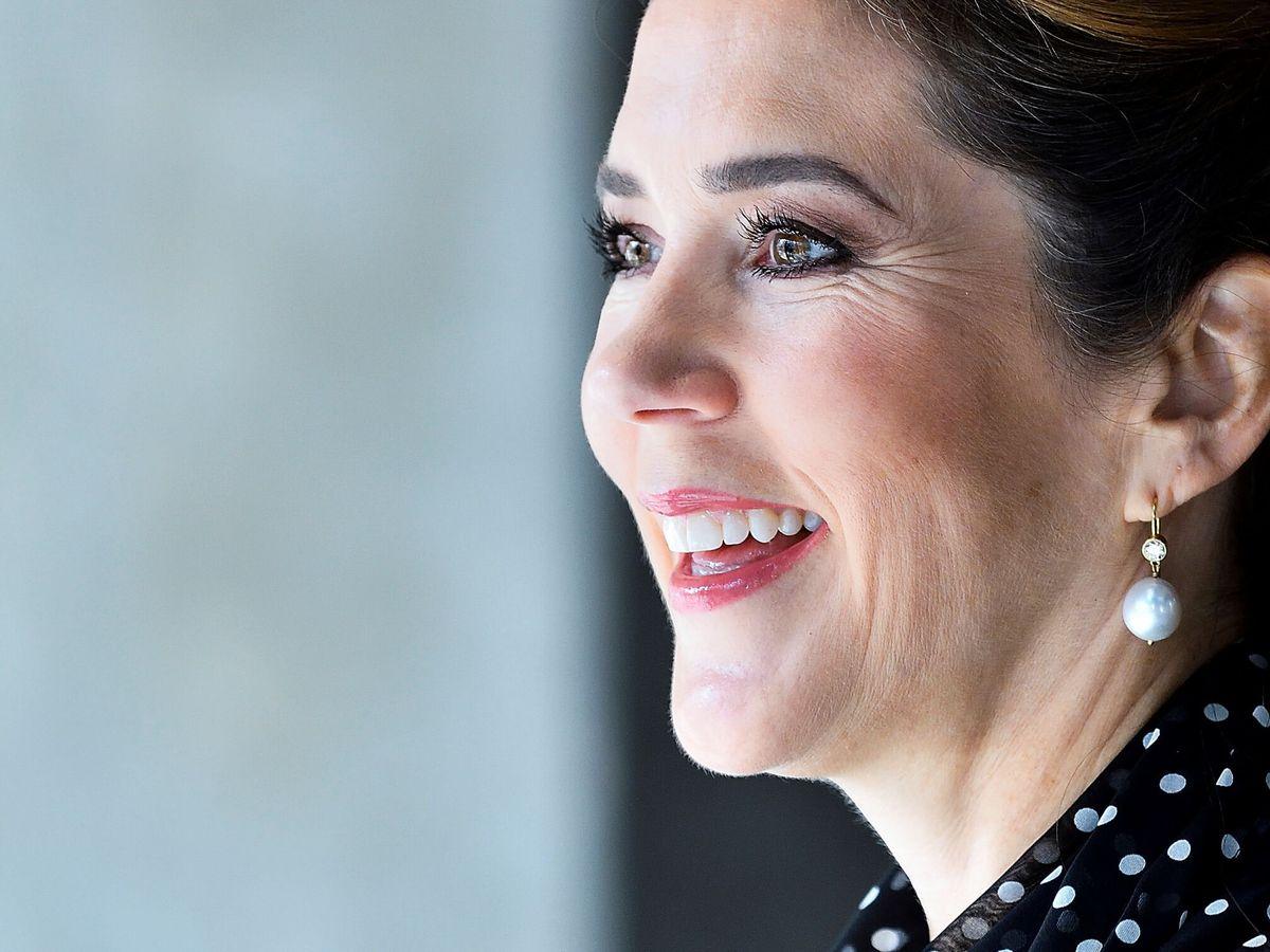 Foto: La princesa, en uno de sus actos celebrados en Milán. (Reuters)