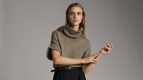 Esta falda pantalón de Massimo Dutti es la prenda camaleónica ideal para todo