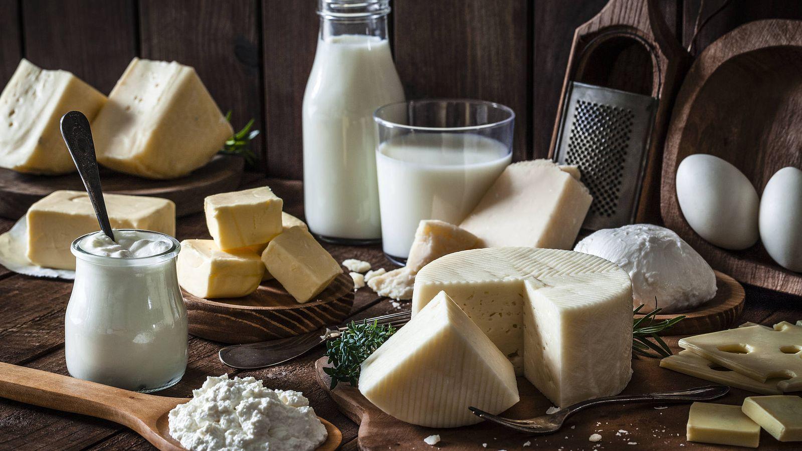 Foto: Los lácteos son productos a evitar si se padece acné. (iStock)