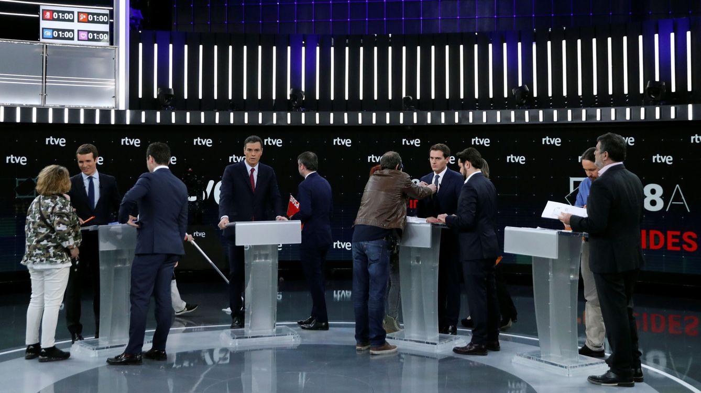 El PSOE logra imponer la fecha del debate: será el 4-N y organizado por la Academia