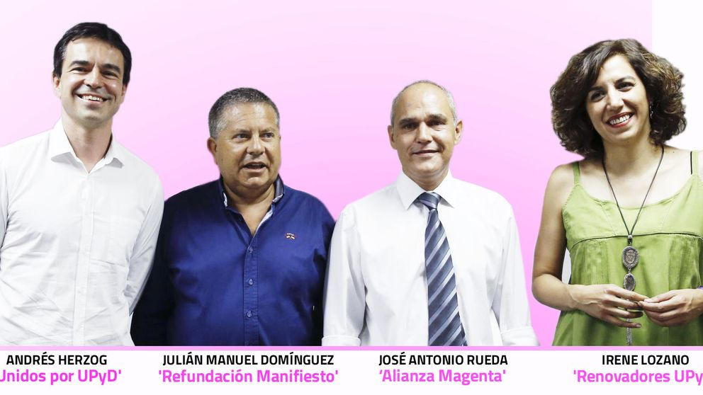 UPyD afronta su destino: el continuismo de Díez o 'renovarse' y confluir con C's