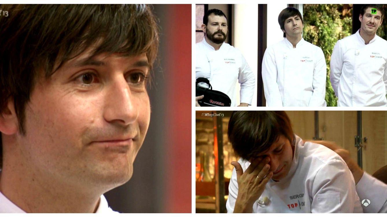 'Top Chef' elige a sus tres semifinalistas ante la salida más lacrimógena