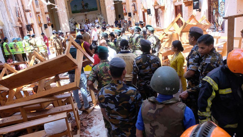 Exteriores intenta contactar con los 92 españoles residentes en Sri Lanka