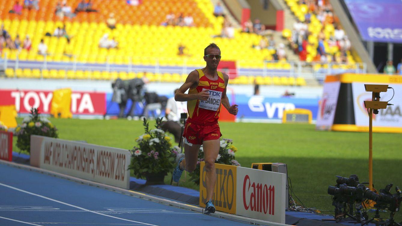 La 'rajada' de atleta Sergio Sánchez: Tal vez hay una Federación matando al deportista