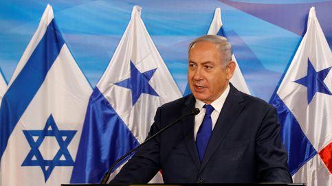 Netanyahu se suma al baile de la gallina