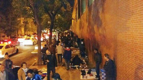 La supresión de la policía zonal reflota en masa los mercadillos ilegales en Madrid