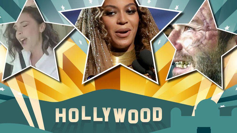 Las Crónicas de Hollywood: la fealdad de Beckham, los 'gallos' de Victoria y el culo de Beyoncé