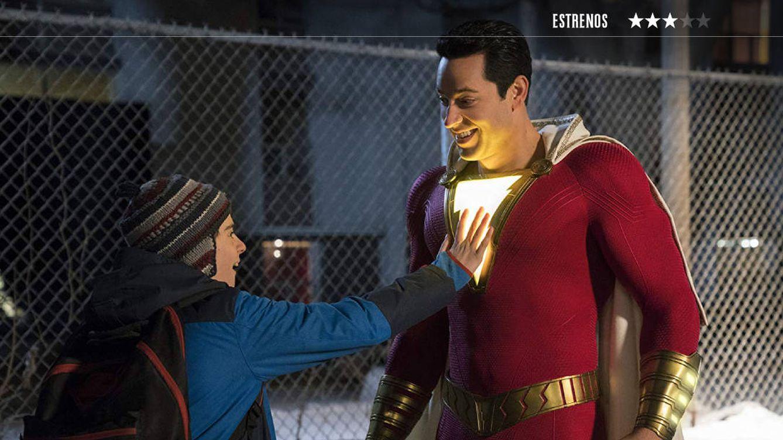 '¡Shazam!': el superhéroe favorito de absolutamente nadie