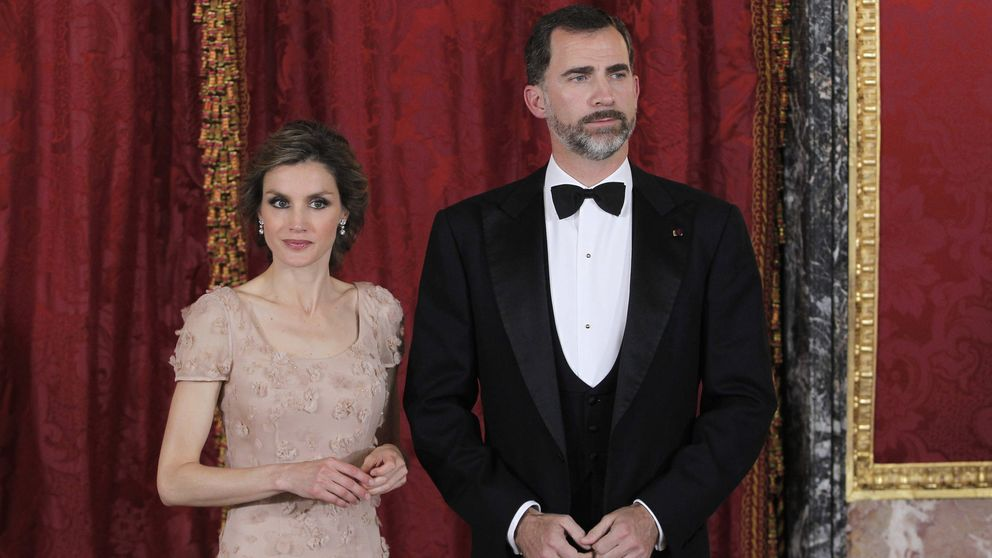 Los Reyes vuelven a dar plantón a los Premios Goya