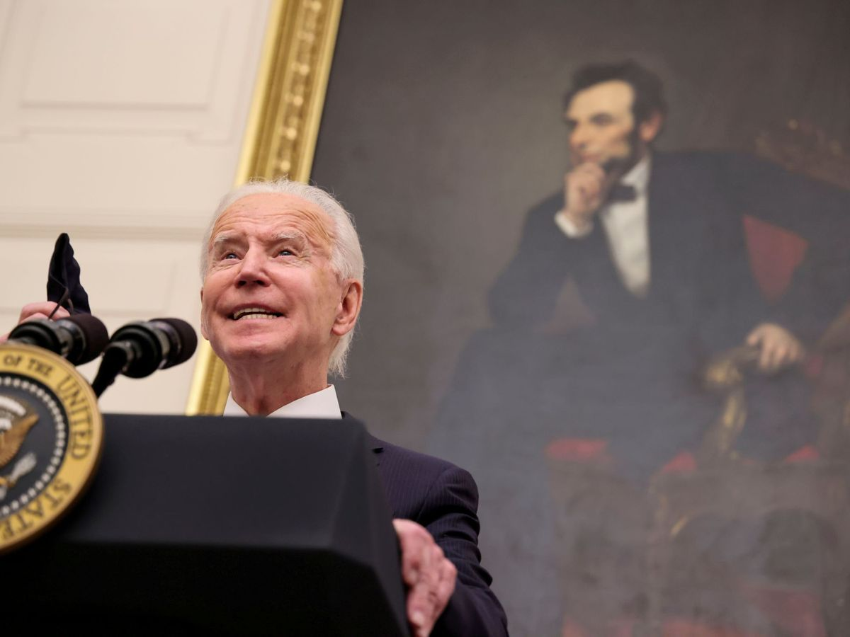 Foto: Joe Biden. (Reuters)