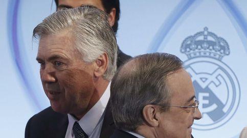 Florentino tiene claro que Ancelotti no seguirá, pero ¿quién debe sustituirle?