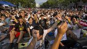 Noticia de Hong Kong y la democracia china que no llega: los universitarios toman las calles