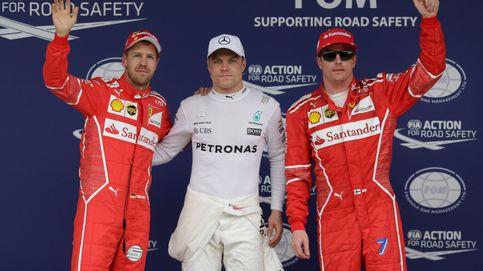 Bottas en pole, Alonso sexto y Hamilton al muro en la sesión clasificatoria de Brasil