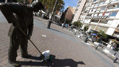 Carmena propone que los universitarios ayuden a barrer Madrid