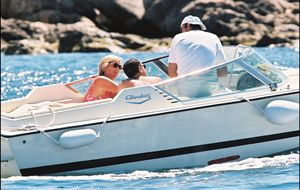 Se vende la villa en la que se enamoraron Lady Di y Al Fayed