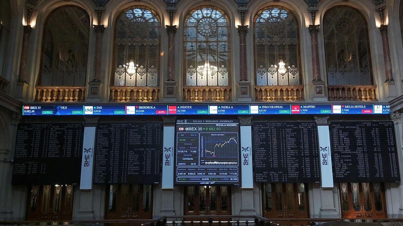 Six, el operador de la bolsa española, reduce un 41,3% el beneficio hasta junio