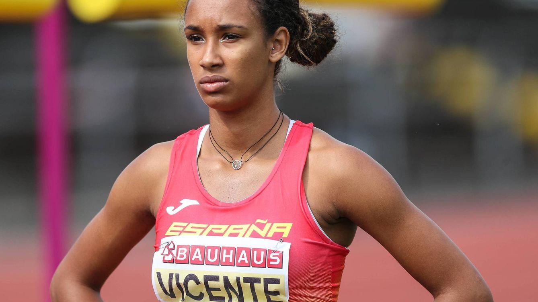 El imparable ascenso de María Vicente, la atleta que tiene 51 récords con 18 años