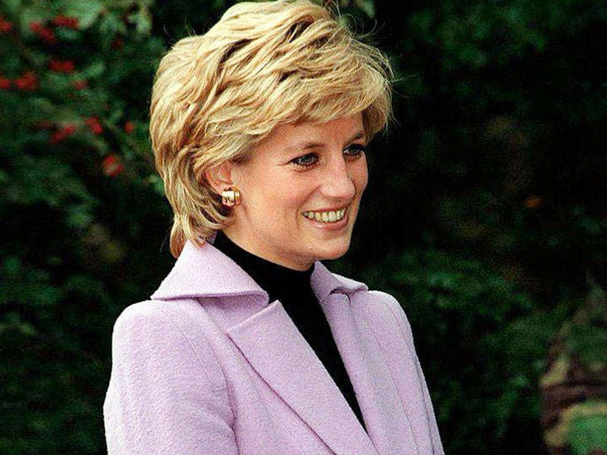 Foto: La princesa Diana. (Getty)