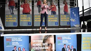 Si cae Suecia, Europa está perdida
