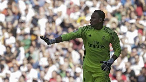 La dura realidad de Keylor: criticado en su país, subestimado en el Real Madrid