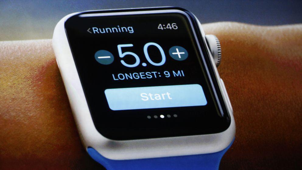 Por fin, el reloj de Apple