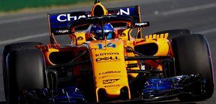 Post de ¿Dónde está el McLaren para empezar?