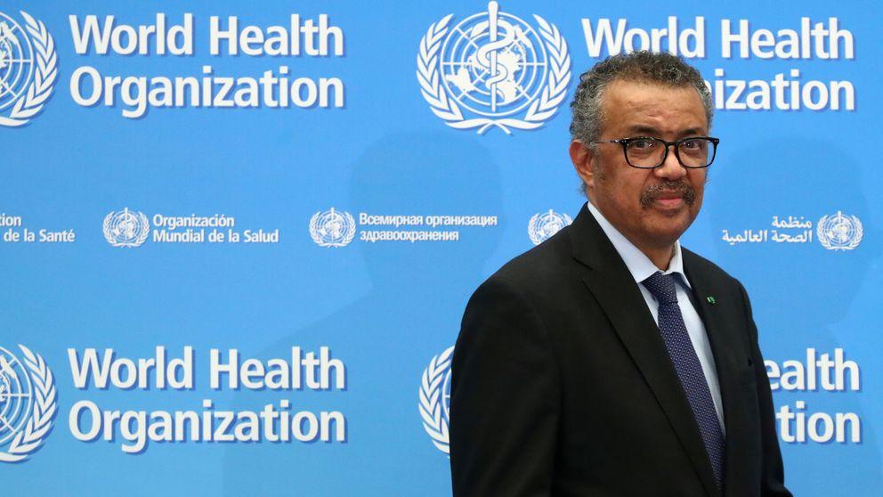 La OMS: La pandemia se está acelerando