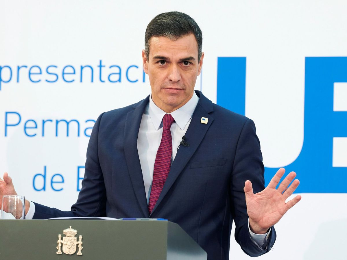 Foto: El presidente del Gobierno español, Pedro Sánchez. (EFE)