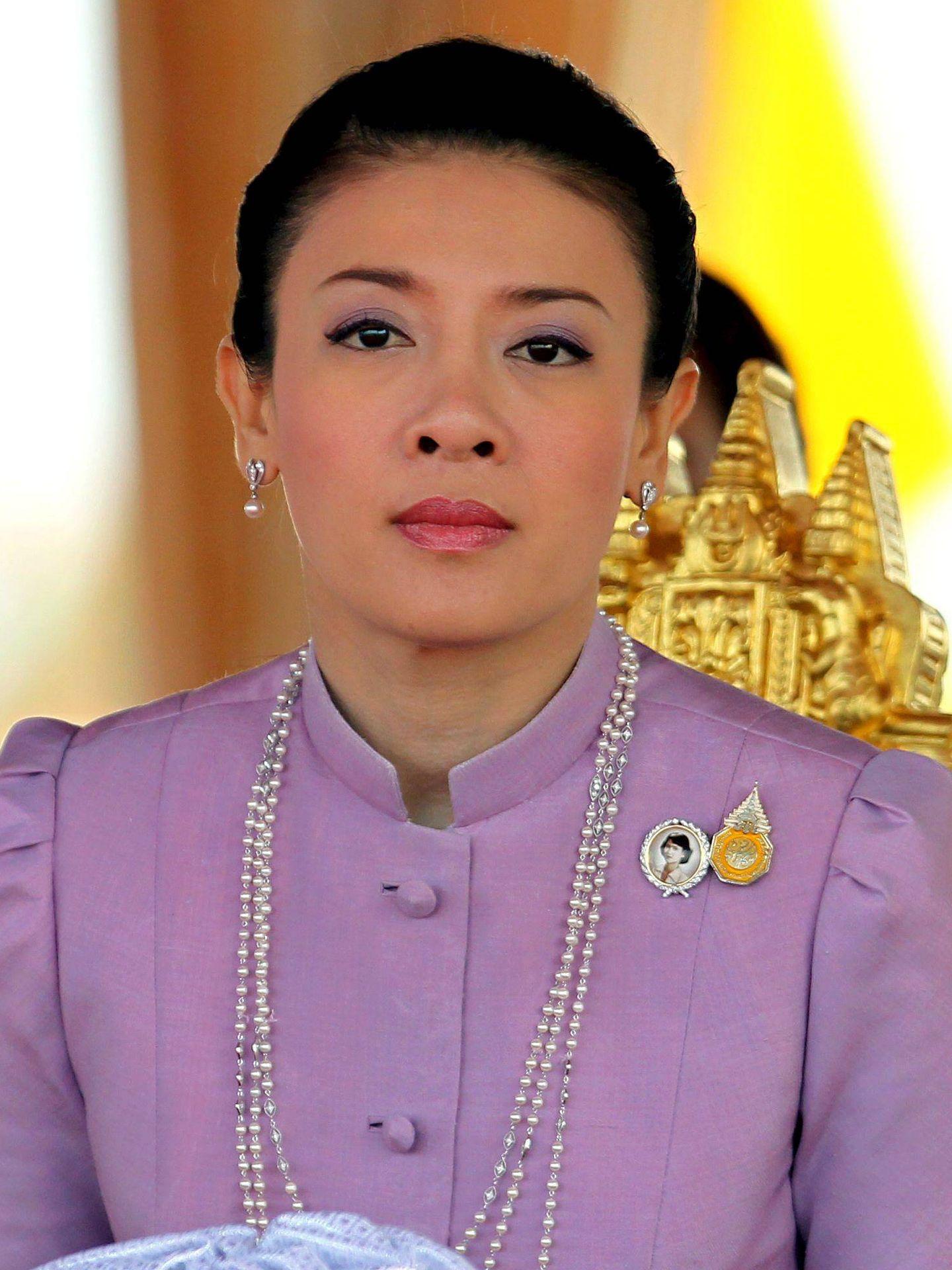 La princesa Srirasmi de Tailandia en una imagen de archivo. (EFE)