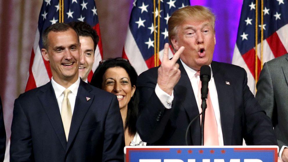 Trump anuncia la salida de su jefe de campaña, Corey Lewandowski