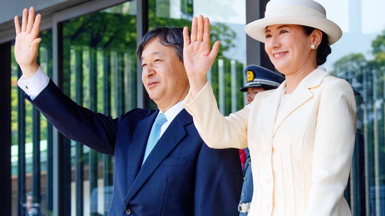 Foto: Naruhito y Masako, en una imagen de archivo. (Reuters)