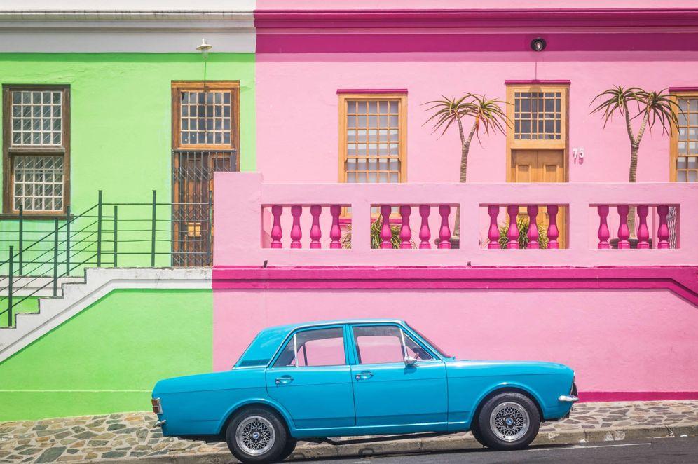 Foto: El barrio de Bo-Kaap en Ciudad del Cabo te está pidiendo a gritos una foto. (Cortesía Viajeros Piratas)
