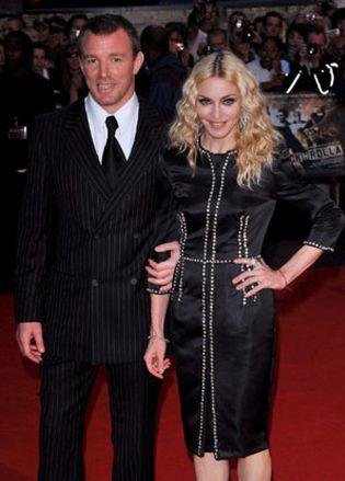 Foto: El escandaloso divorcio de Madonna