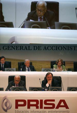 Rajoy da calabazas a Martín Villa, el enviado de Polanco, para arreglar el boicot del PP a Prisa