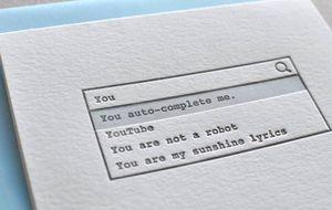 Así nació el polémico 'autocompletado' de Google