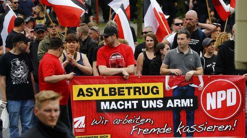 El Constitucional alemán rechaza ilegalizar al partido nazi NPD