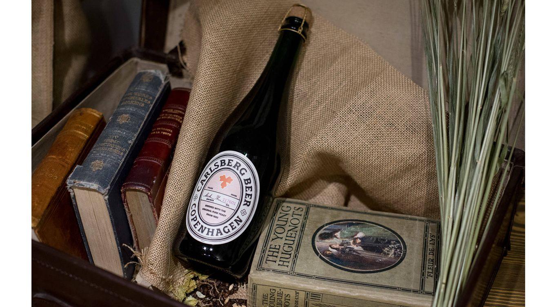 Foto: Tras tres años de investigación, destacados científicos y expertos cerveceros de Carlsberg han recreado la primera lager de calidad del mundo en una edición limitada de 20.000 unidades: Carlsberg Original 1883.