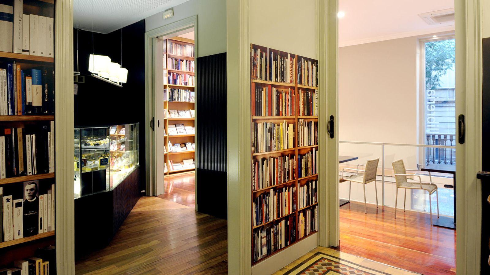 Foto: La librería Laie de la calle Pau Claris, en Barcelona