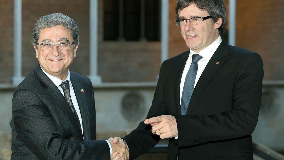 El rapapolvo de Millo a Puigdemont por teléfono: Nadie te votó como presidente
