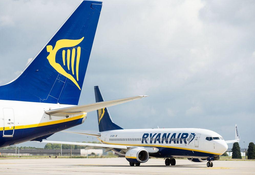 Foto: Ryanair ha pedido disculpas a los afectados y confía en atajar el problema de raíz con las cancelaciones. (EFE)