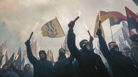'Marcha del Orgullo Nacional' en Kiev