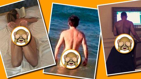 Del culito de Ricky Martin a los cachetes de J. Javier: traseros en Instagram