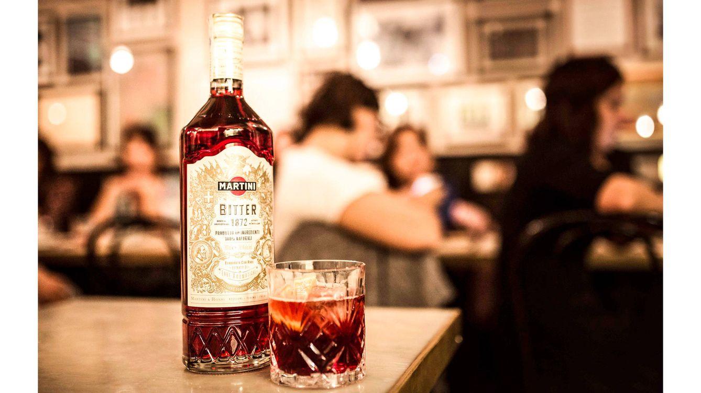 Foto: Para desarrollar el nuevo Bitter Riserva Speciale, Martini se ha inspirado en la receta original de 1872 creada por el fundador de Martini, Luigi Rossi.