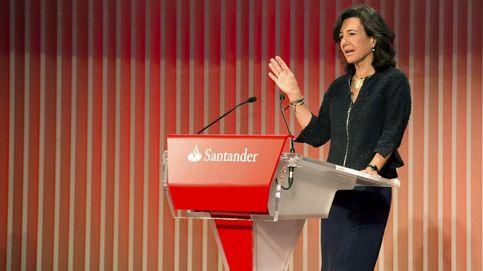 Santander pretende aumentar un 25% las comisiones en España hasta 2018